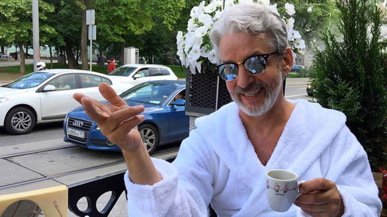 Pensioner prank: How elderly Moscow man became 'millionaire' Instagram star… for just $800
