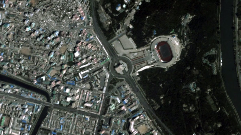 Pyongyang from above: ISS camera glimpses inside North Korea (PHOTOS, VIDEO)