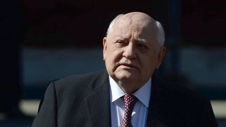 Gorbachev summoned to court over 1991 crackdown on protest in Lithuania