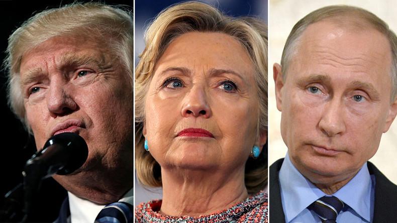 Millennials equally dislike Trump, Clinton & Putin – but would vote socialist