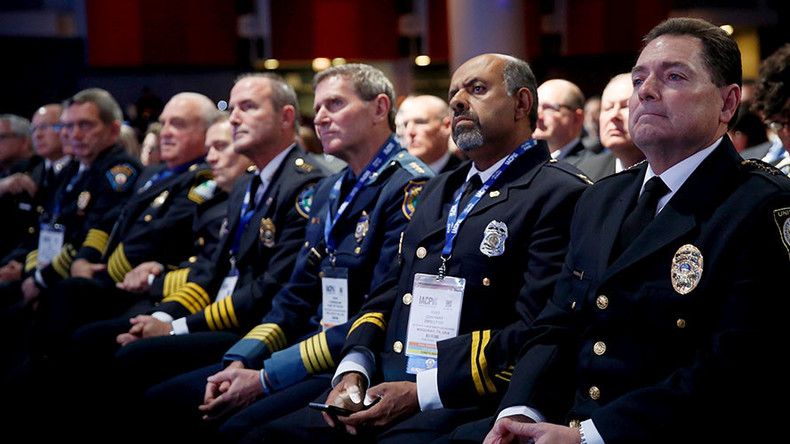 Top police organization apologizes for 'historical mistreatment' of minorities