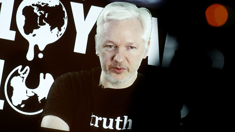 WikiLeaks says Ecuador cut off Assange's internet after new Clinton emails published