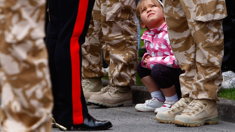 'Used by the army': British recruitment of child soldiers condemned by doctors & veterans