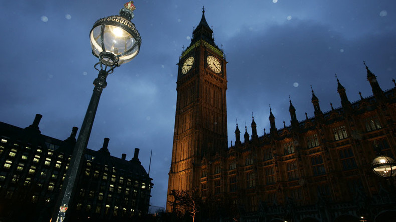 Tory MP's aide arrested over 'rape in Houses of Parliament'