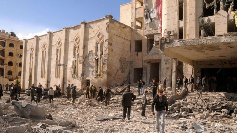 Western doublethink on Aleppo & Mosul obscures terror complicity