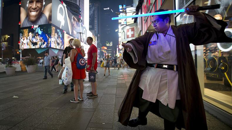 Star Wars maker sues lightsaber training academy over trademark violations