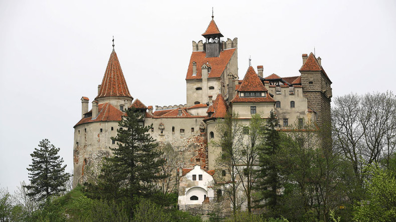 High stakes: Would you sleep in Dracula's castle this Halloween? (POLL)