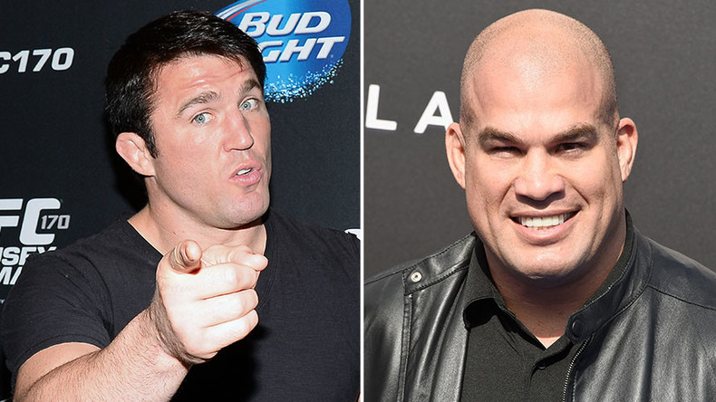 Chael Sonnen to make Bellator debut against Tito Ortiz in LA