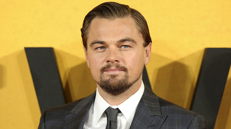 DiCaprio to cooperate with Feds in money laundering probe