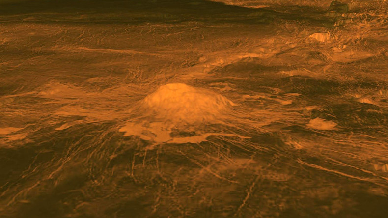 Lava love for Venus: Scientists find evidence of active volcanoes on planet