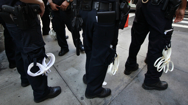 Trial begins for 120 suspected NYC gang members amid protests over 'racialized terror'