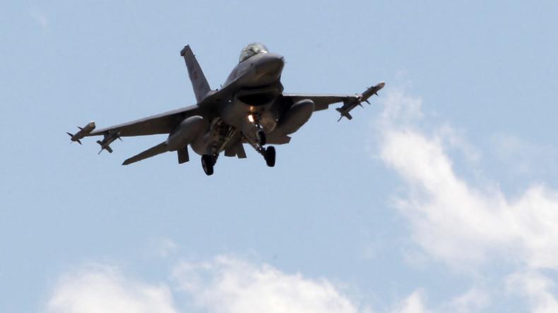 Turkish jets strike Kurdish militants in northern Syria amid Aleppo ceasefire