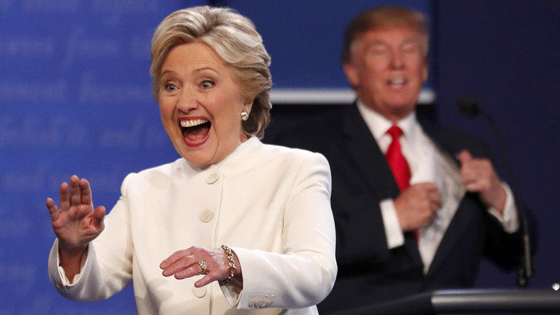 US presidential debate: 'Thankfully, the last one because it can't get much worse'