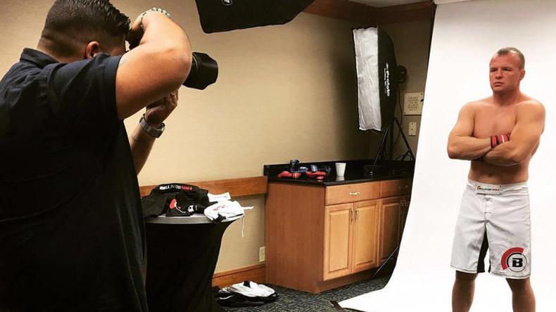 'It was my longest break, but I'm ready to fight': Alexander Shlemenko on his Bellator return