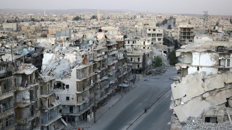 'Aleppo citizens are witnesses, rebels don't want them out'