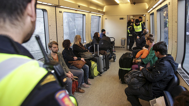 Swedish & Danish commuters seek $3mn damages for ID checks on cross-border train journeys