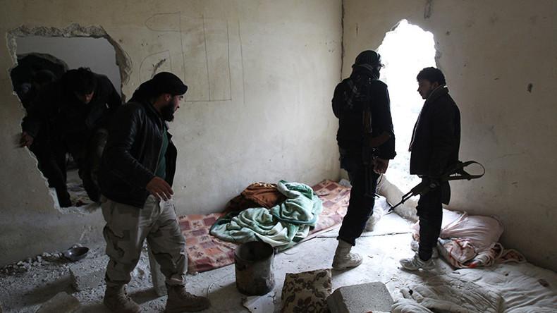 ISIS 'sleeper cells' attack Kurdish-controlled Kirkuk, sparking clashes & curfew – reports