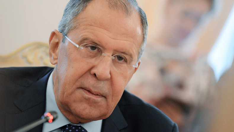 No plans to denounce Ukraine friendship treaty says Russian Foreign Minister