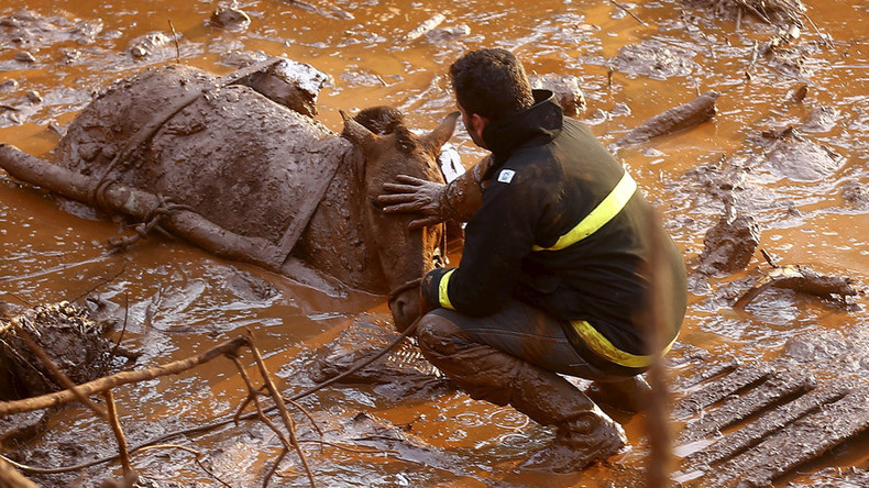 Mining giants face homicide charges over Brazil dam disaster