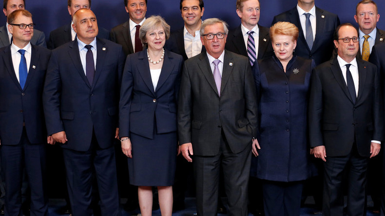 If EU leaders can be so wrong on Russia & Syria, no wonder the bloc is in crisis