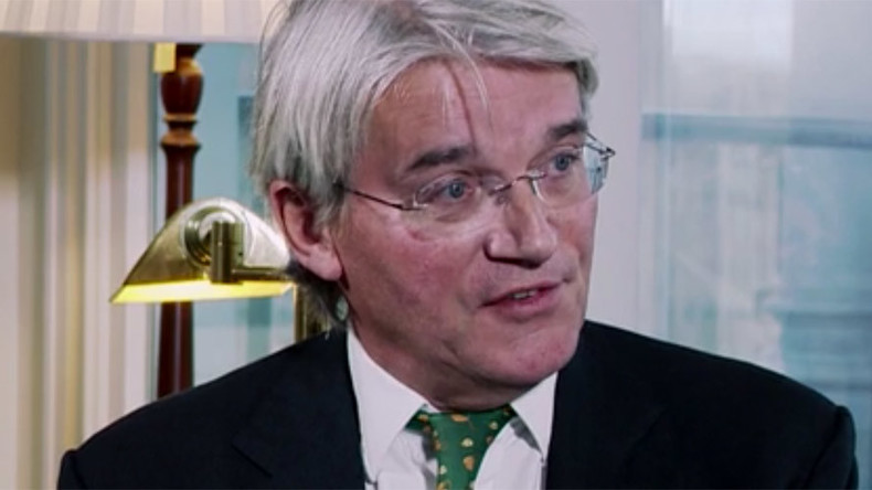 Tory MP Andrew Mitchell blasts NatWest attempt to close RT's accounts (VIDEO)
