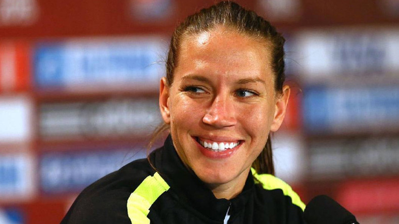 Former US soccer player Lauren Holiday has brain tumor removed just weeks after giving birth