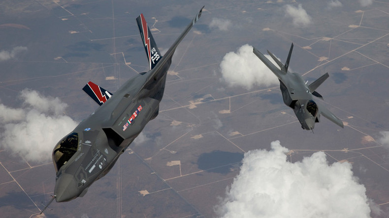 US to deploy F35 jets to military base in Japan in 2017