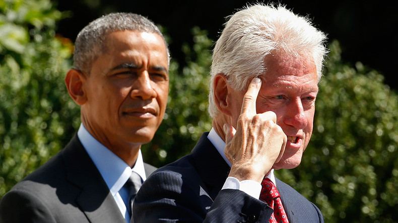 #Podesta emails: Bill Clinton & Obama worked to influence EU's Greece austerity deal