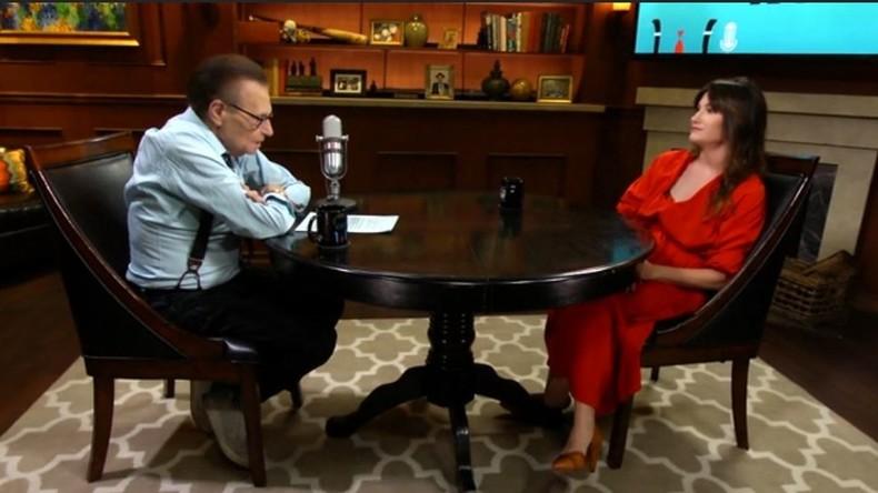 Kathryn Hahn on 'Transparent', women in comedy & Trump