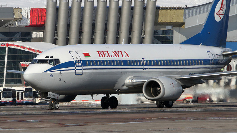 Kiev threatened to send fighter jets to ground Belarusian passenger plane – air carrier