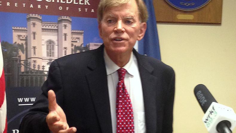 Ex-KKK Grand Wizard David Duke qualifies for Louisiana Senate TV debate