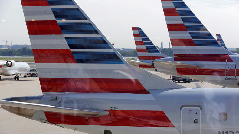 Passengers gain 'unauthorised access' to American Airlines plane in Philadelphia