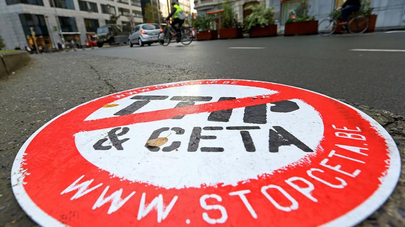 Belgium's Wallonia rejects 'undemocratic' EU ultimatum on CETA