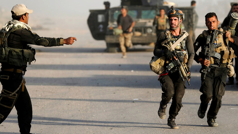 'Who can guarantee Iraqi forces will not flee the Mosul battlefield - again?'