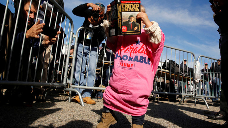 '50 Shades of Orange' and other #TrumpANovel book titles