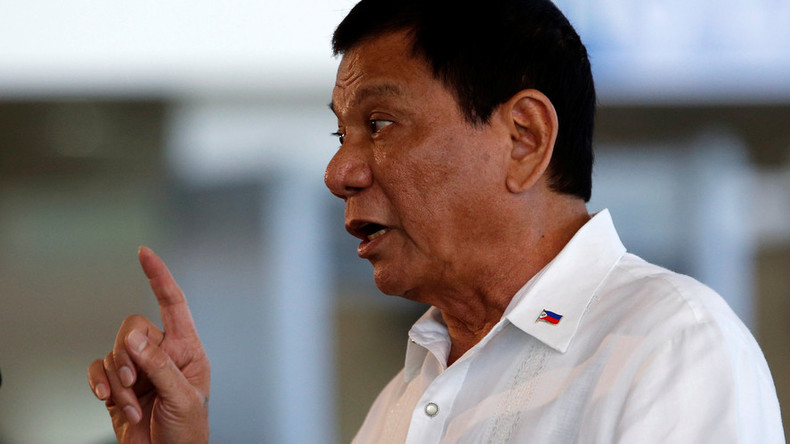US shouldn't treat Philippines like 'dog with leash' – Duterte