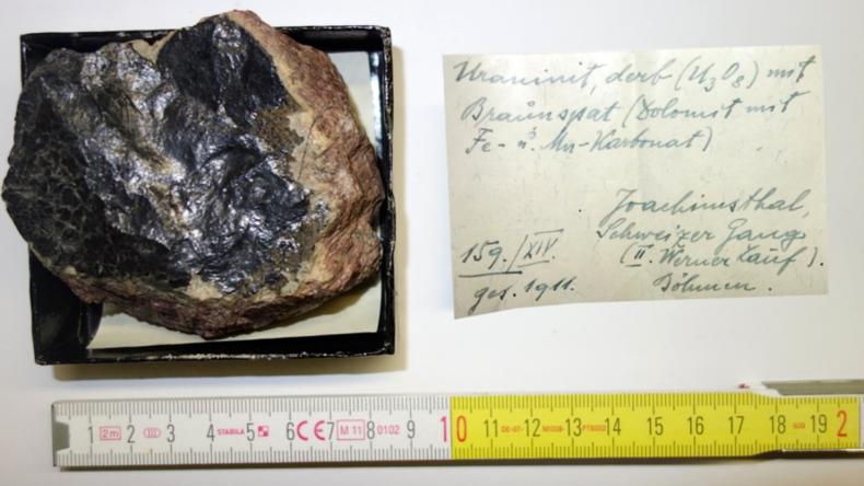 Radiation alert: Discovery of uranium rock in Austrian school triggers evacuation