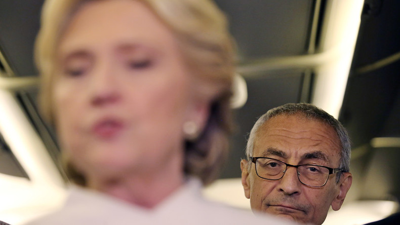 #Podesta leaks continue with 18th release of emails from Clinton campaign chair