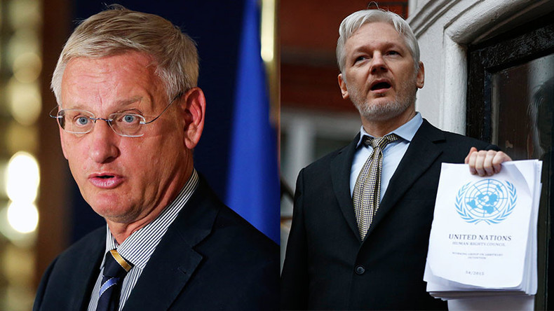 #Podesta conspiracy 2.0: Ex-Swedish PM & Soros ally Bildt makes false RT-WikiLeaks claims