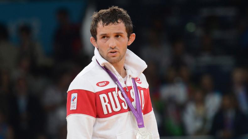 Deceased Russian wrestler to keep 2012 Olympic silver despite positive drug test