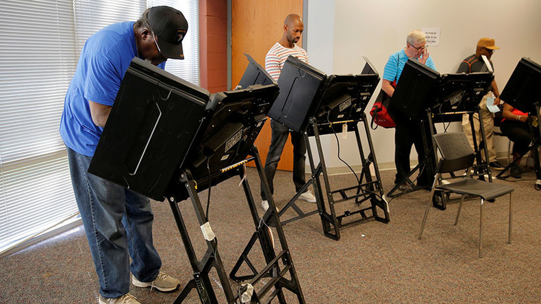 October pains: 69% of US voters find election stressful – poll