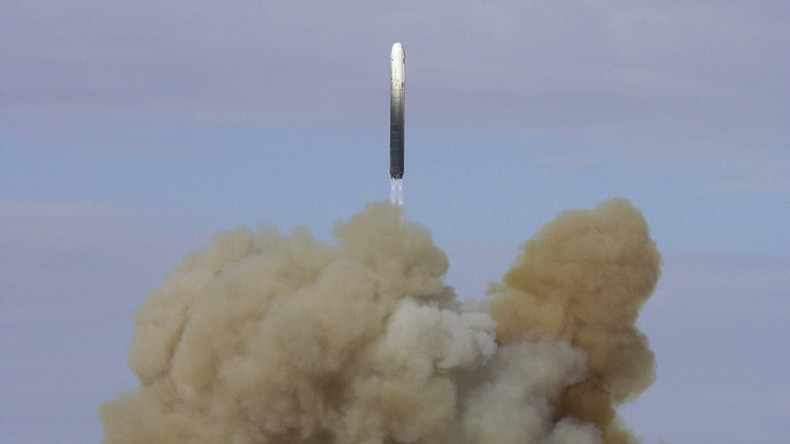 Russia reportedly tests nuclear-capable hypersonic glider warhead