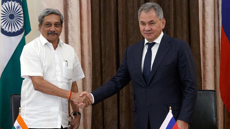 Russian DM Shoigu blasts double standards, urges joint effort in fighting terrorism