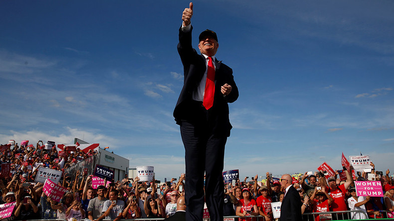 'Trump supporters want to deliver big 'FU' you to The System'