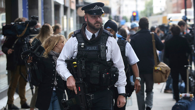 Armed police to ride london underground after greenwich - British transport police press office ...