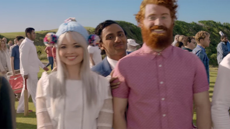 'Racist and sexist' complaints against Aussie lamb advert rejected
