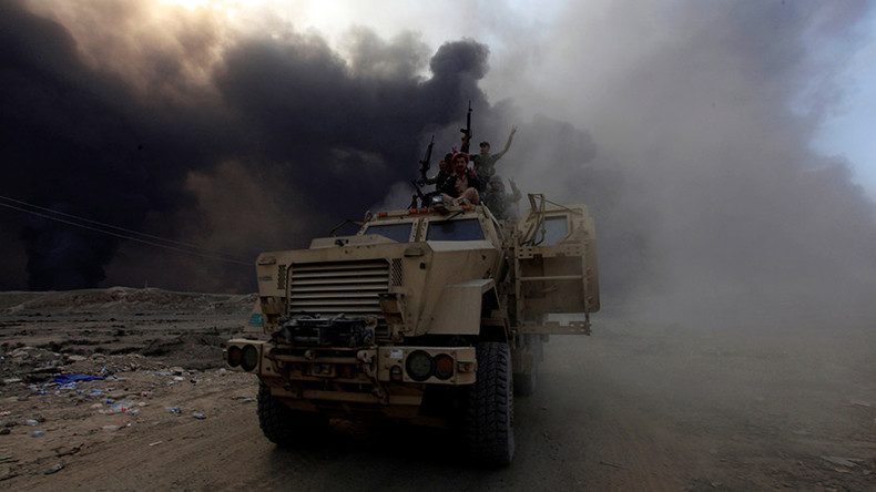 Mosul will be Obama's first chapter of his Middle East legacy, not his last