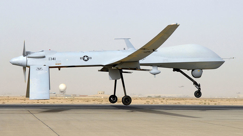 Us Uses Tunisia As Drone Base For Libya Operations Report Rt Usa News