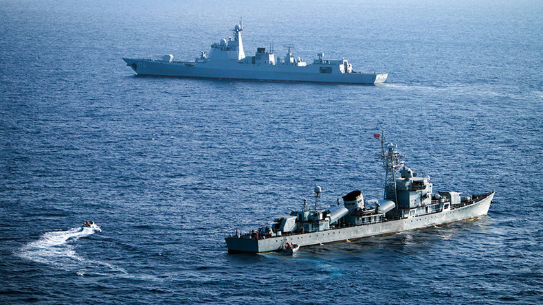 Beijing holds surprise South China Sea drills in response to US patrol