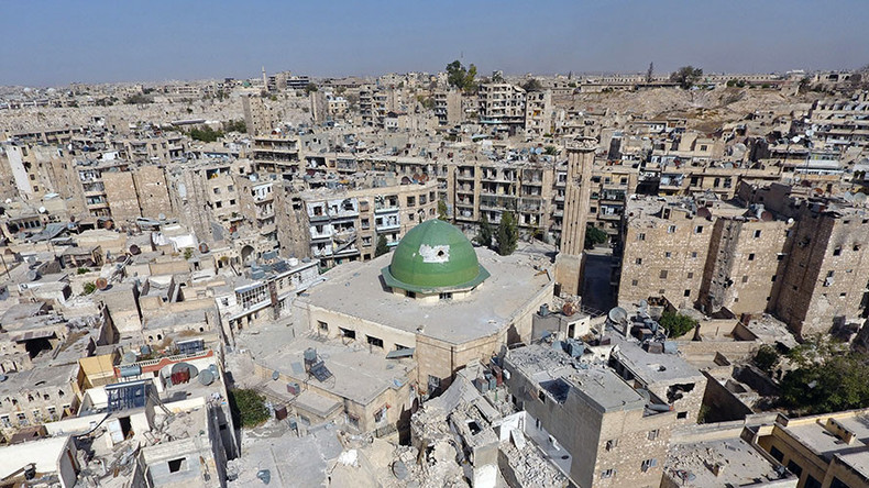 Rebel snipers obstruct evacuation of 40 civilians from Aleppo – Russia's MoD